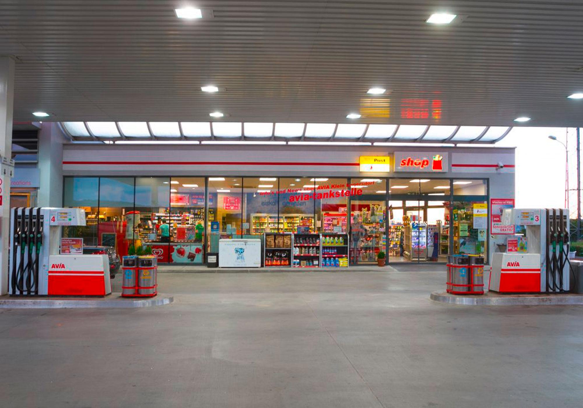 Tank & Shop