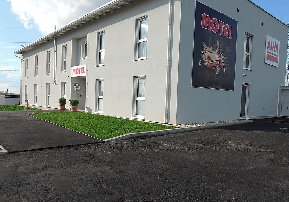 AVIA FairSleep Motel Bisamberg