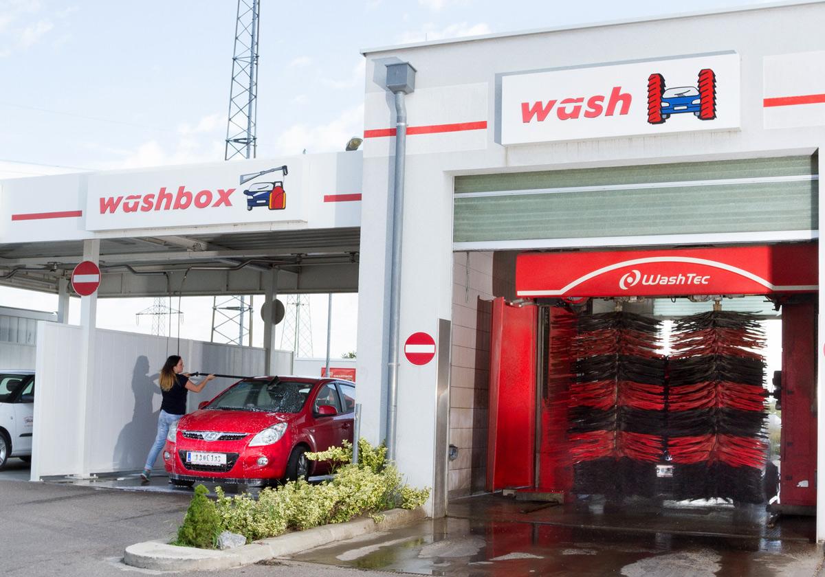AVIA Waschcenter