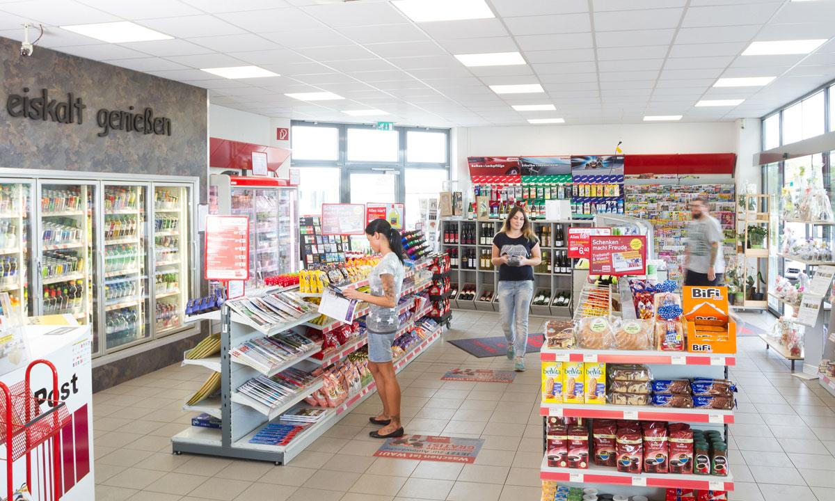 AVIA Tankstelle & Shop