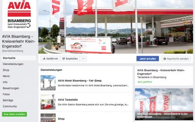Like uns auf Facebook