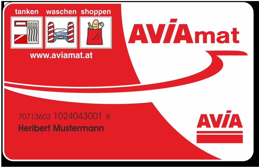 AVIA Tankstelle und Shop